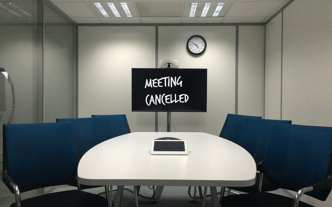 Why Some Meetings Fail Before They Begin