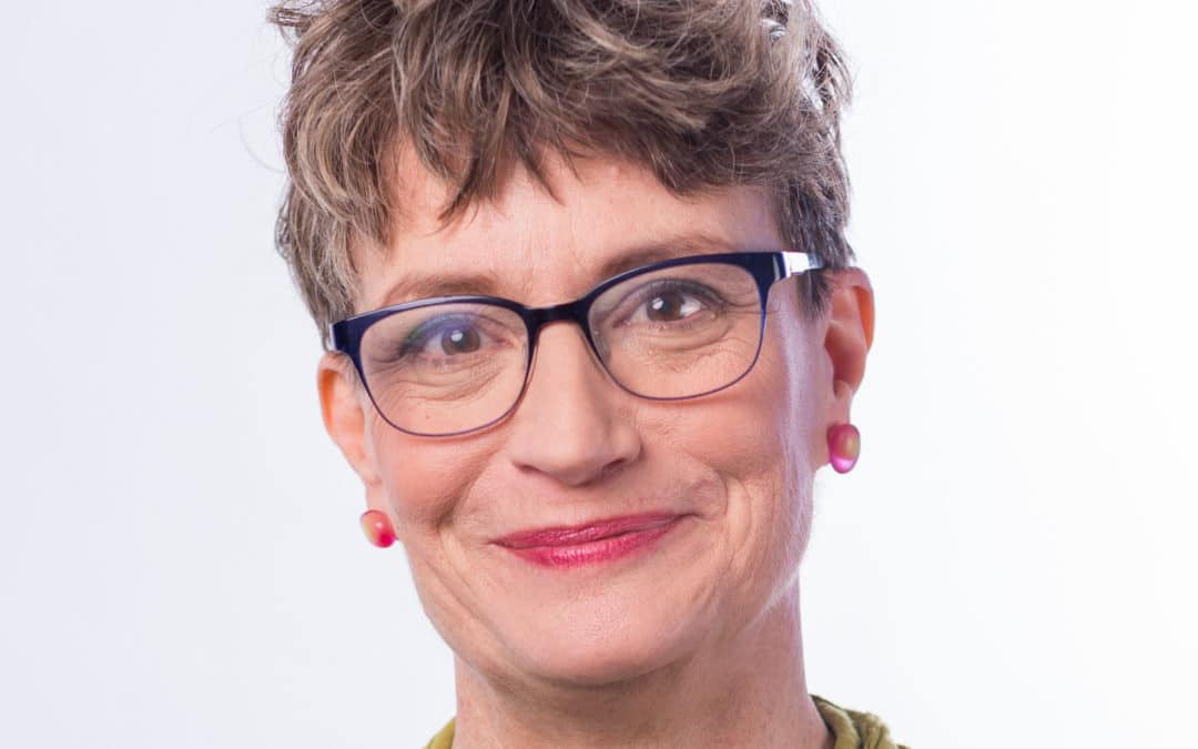 "3rd Act: Ashton Applewhite—Saying ""No"" to Ageism"