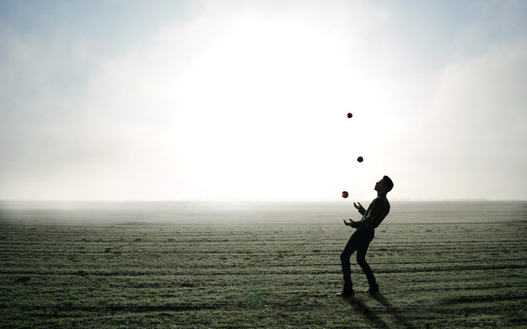 How to Do More by Juggling Less