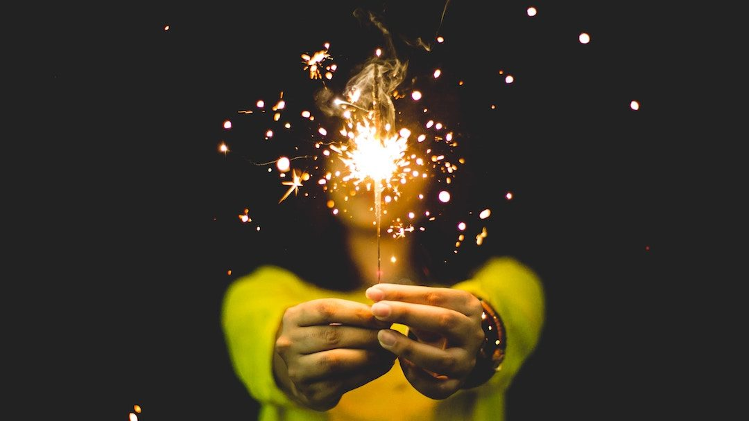 Does it spark joy? If not, create your own.