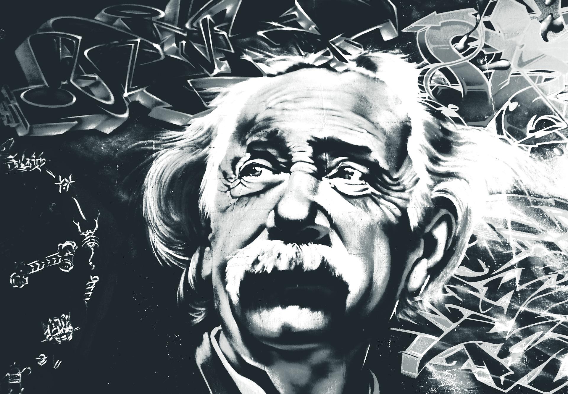Want more of Einstein's brainpower?